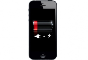iPhone 4S byte av batteri