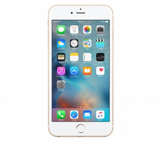 iPhone 6S Plus LCD, Touch byte Guld