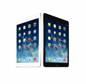 Apple iPad Air glasbyte