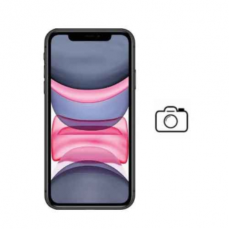 Apple iPhone 11 - Laga selfie kameror - front kameror ( original ) i gruppen Service & Reparation / Apple / Apple Iphone 11 hos PhoneHem.se (ip11KA)