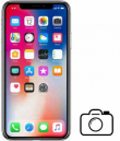 Apple iPhone X ( 10 ) - Laga selfie kameror - front kameror ( original )
