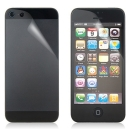 IPhone 5 displayskydd fram & baksida