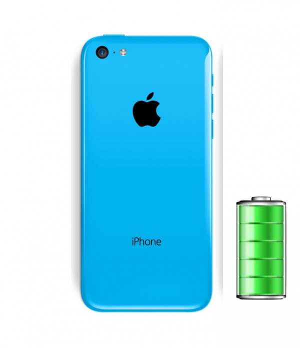 Byta Bateri Iphone 5c