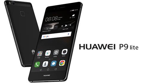 Laga Huawei P9 lite Display