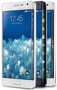 Galaxy Note Edge reparation och skärmbyte