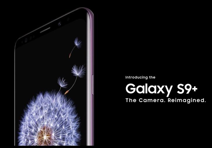 laga Galaxy S9 Plus