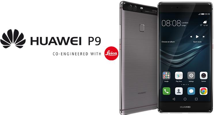 Laga Huawei P9 Skärm