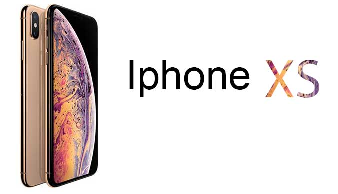 Apple iPhone XS Laga - display